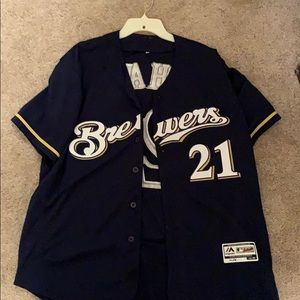 Brewer jersey